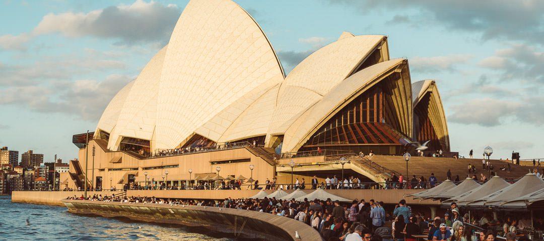 Sydney by Armin Muratovic
