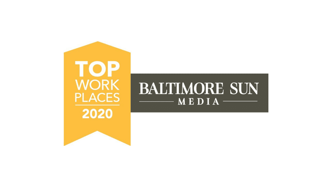 Baltimore Top Workplace 2020