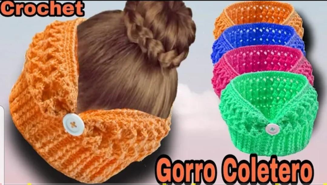 Kolay Düğmeli Bandana How To Crochet