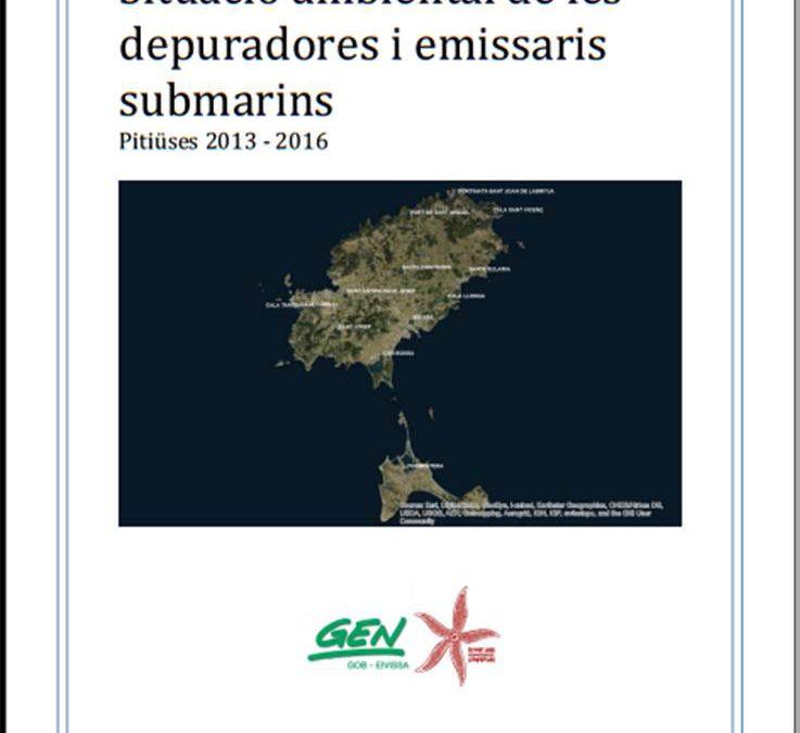 Depuració Pitiüses 2013-2016