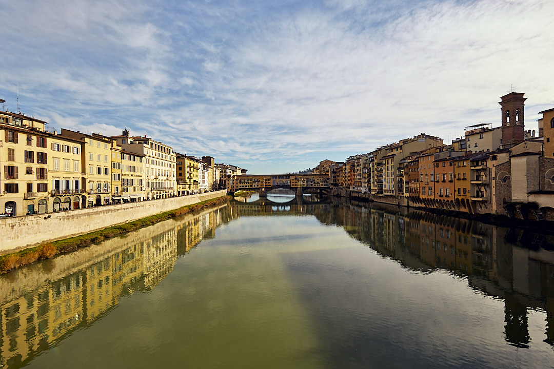 Armin Muratovic in Florenz Italien