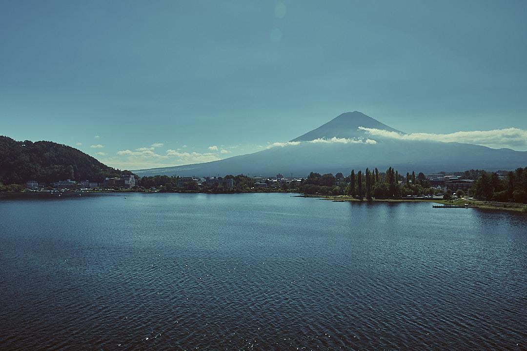 Mount Fuji © Armin Muratovic