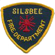 Silsbee Volunteer Fire Dept emblem patch