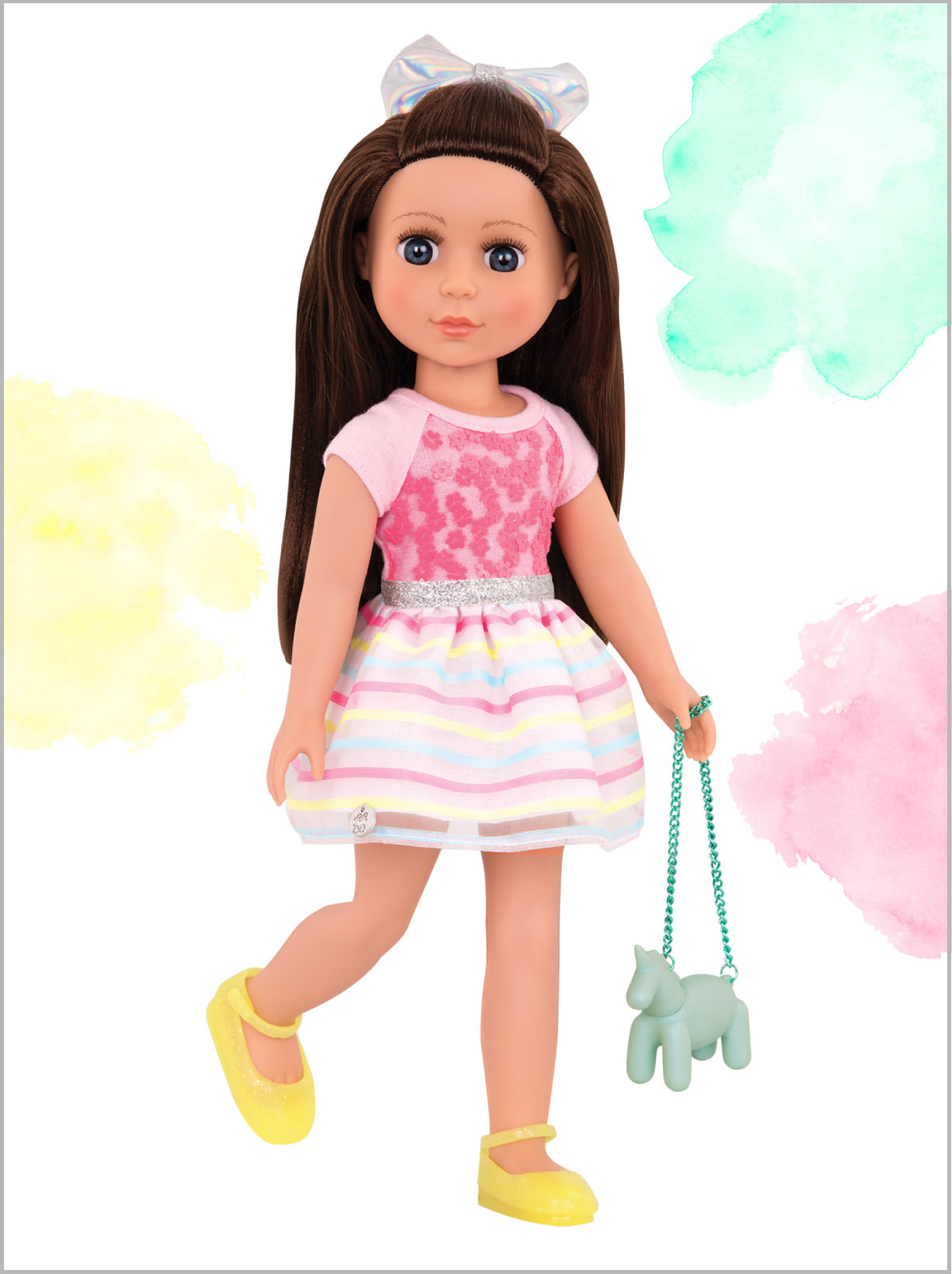 frederickandsophie-glittergirls-shiny_flowers_in_bloom-outfit