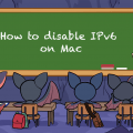 How to disable IPv6 on Mac
