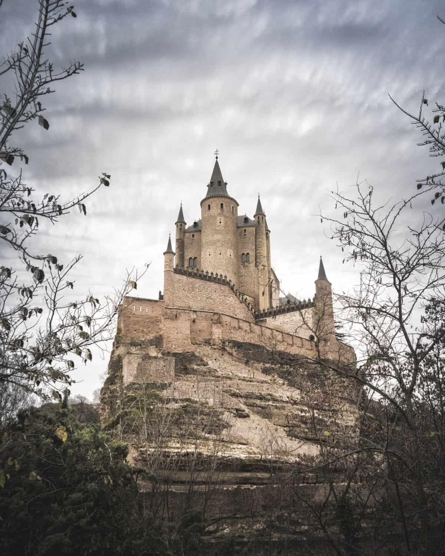 Alcazar of Segovia Castle, Spain