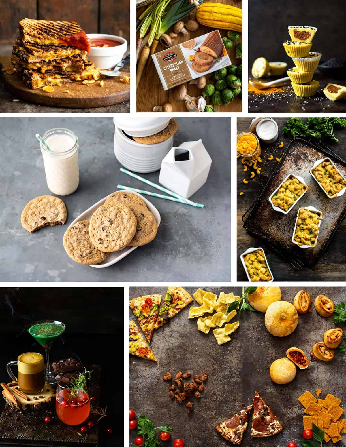 Plant-based & Vegan Food Photography and Styling done by Jackie Sobon of Vegan Yack Attack