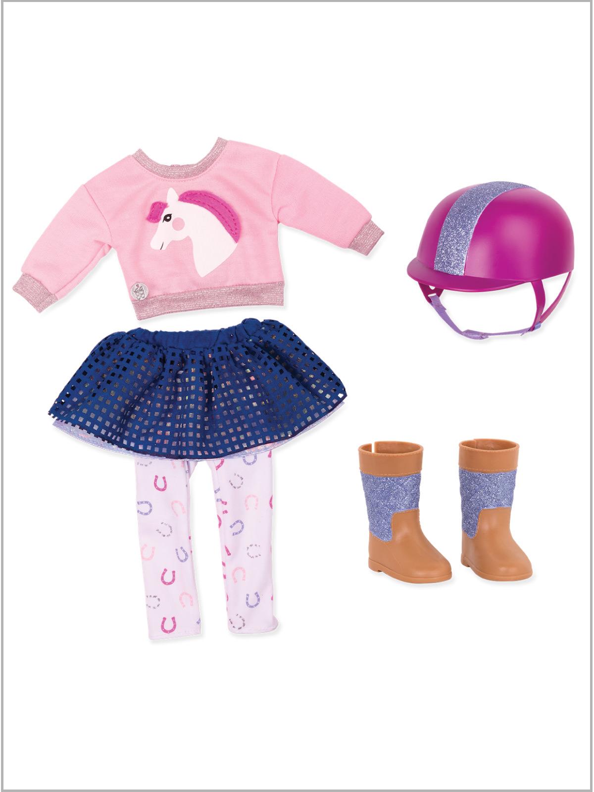 frederickandsophie-glittergirls-gallopandglow-outfit