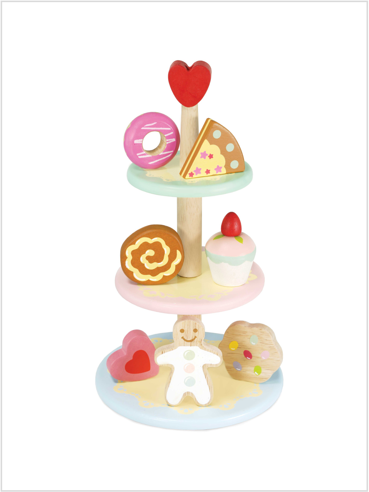 frederickandsophie-toys-letoyvan-honeybake-play-cake-stand-sweets