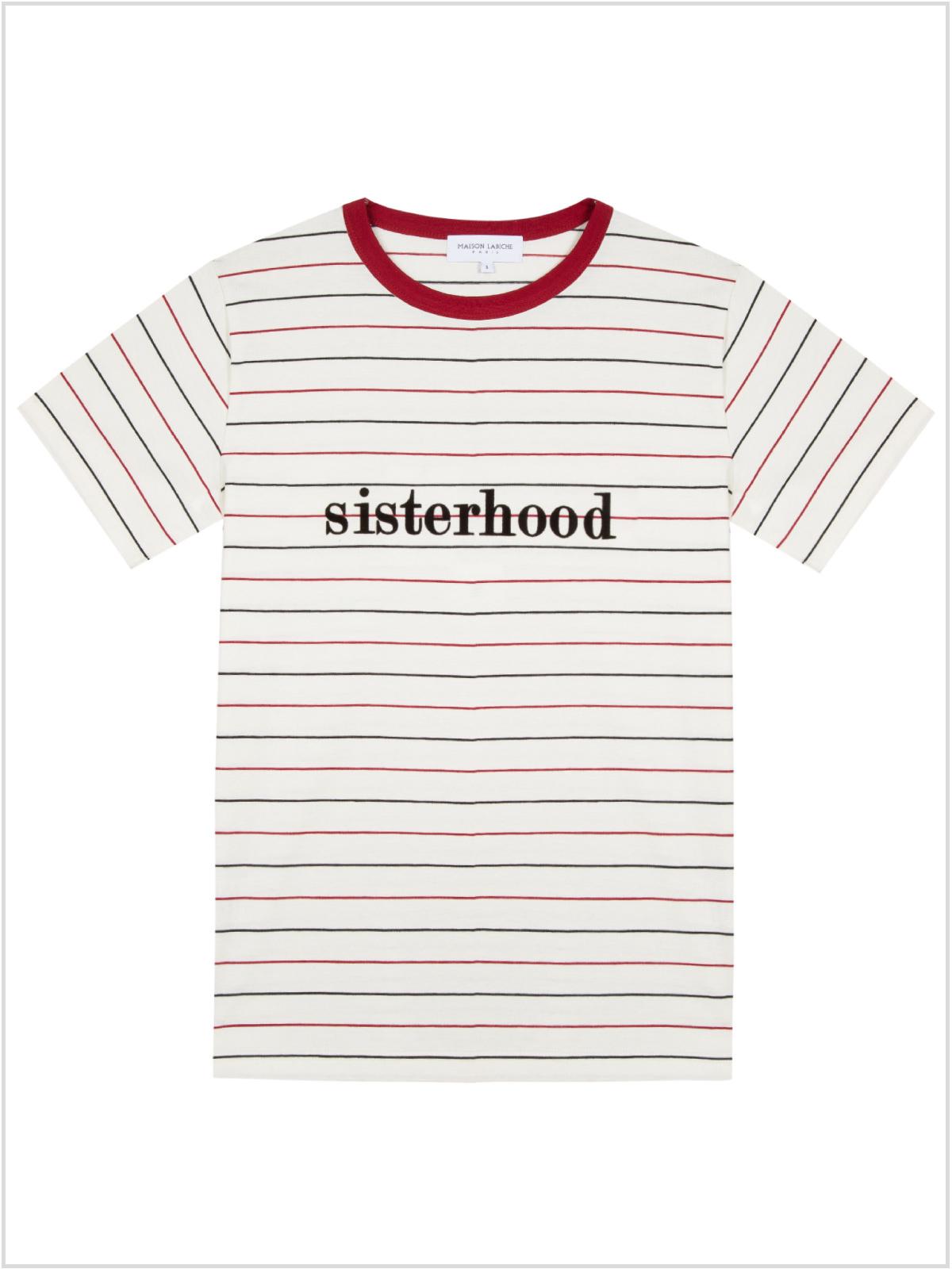 frederickandsophie-womenswear-style-maisonlabiche-Tshirt-sisterhood
