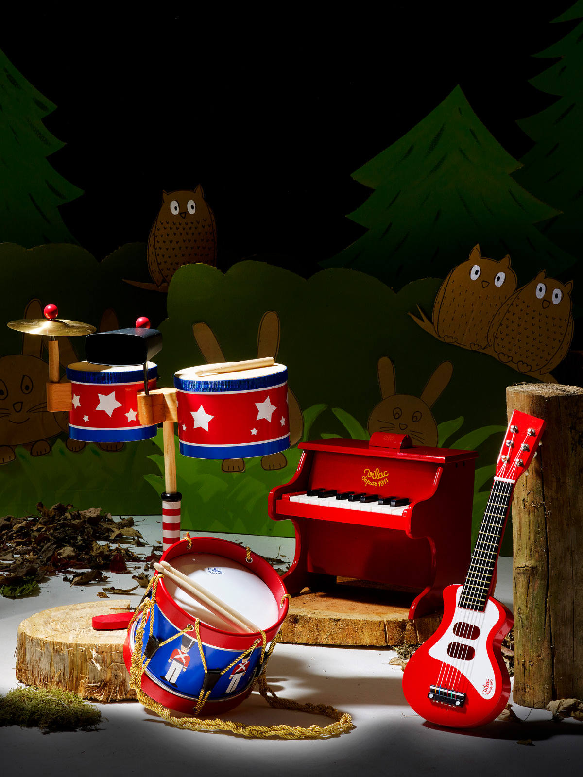 frederickandsophie-toys-vilac-wooden-kids-drum-set