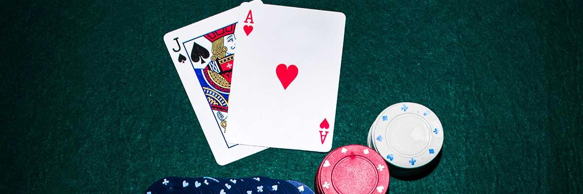 live vs software based blackjack