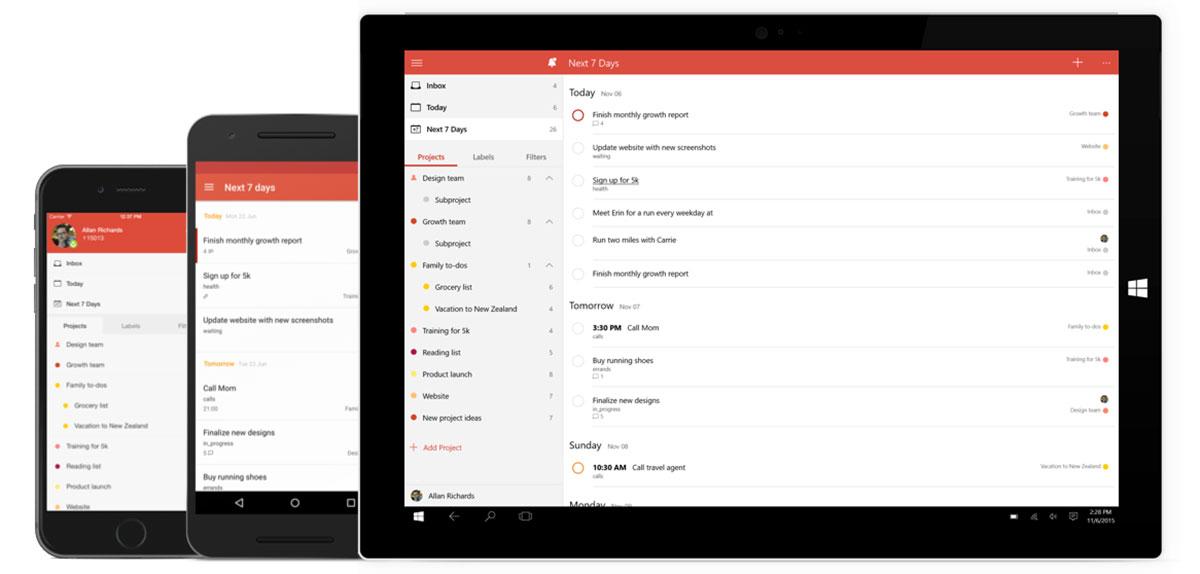 Windows 10 tablet UWP application development