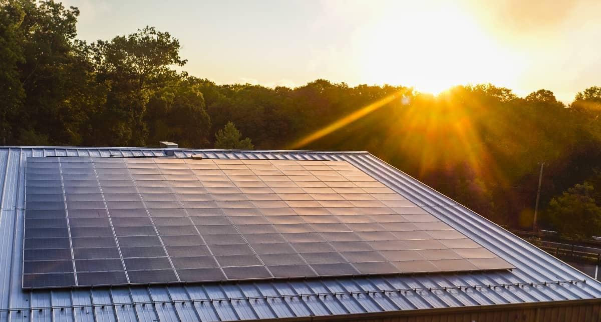 Sunrise Solar Panels