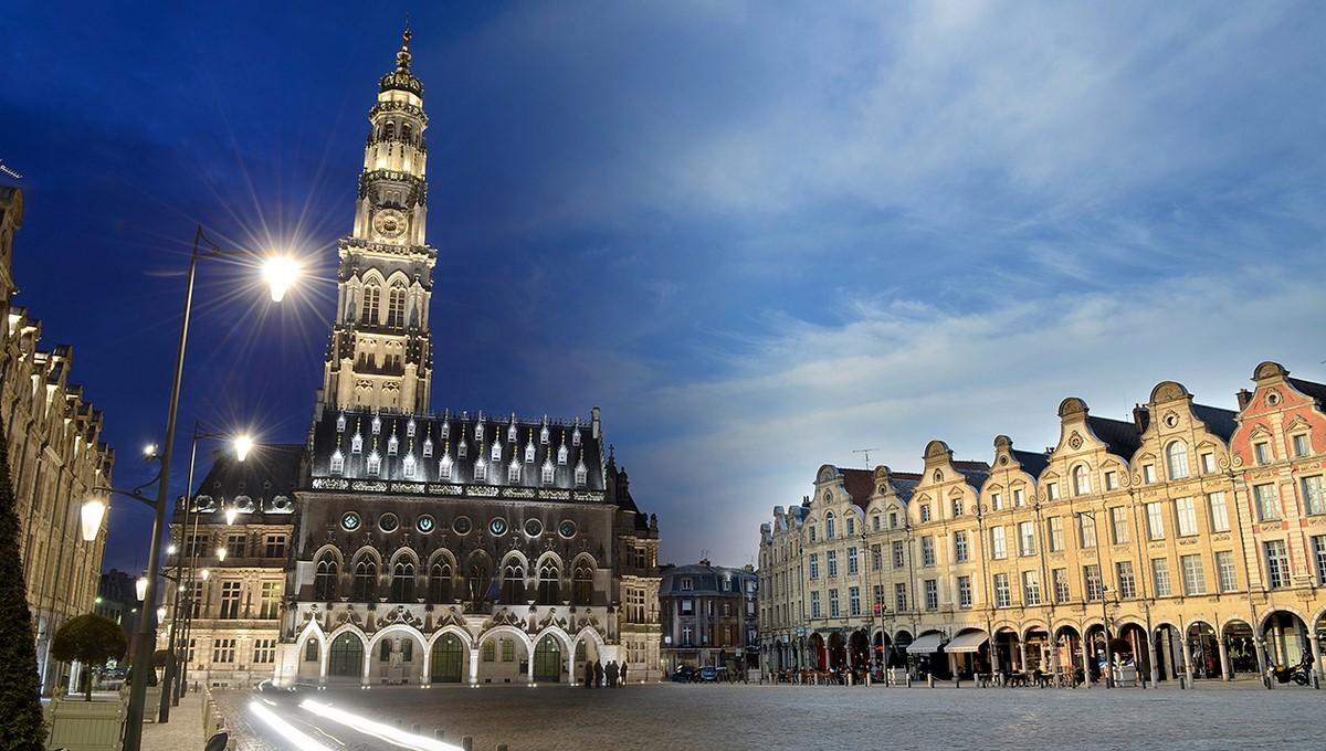 Arras - mesure objective de l'exposition aux ondes par Demain Conseils