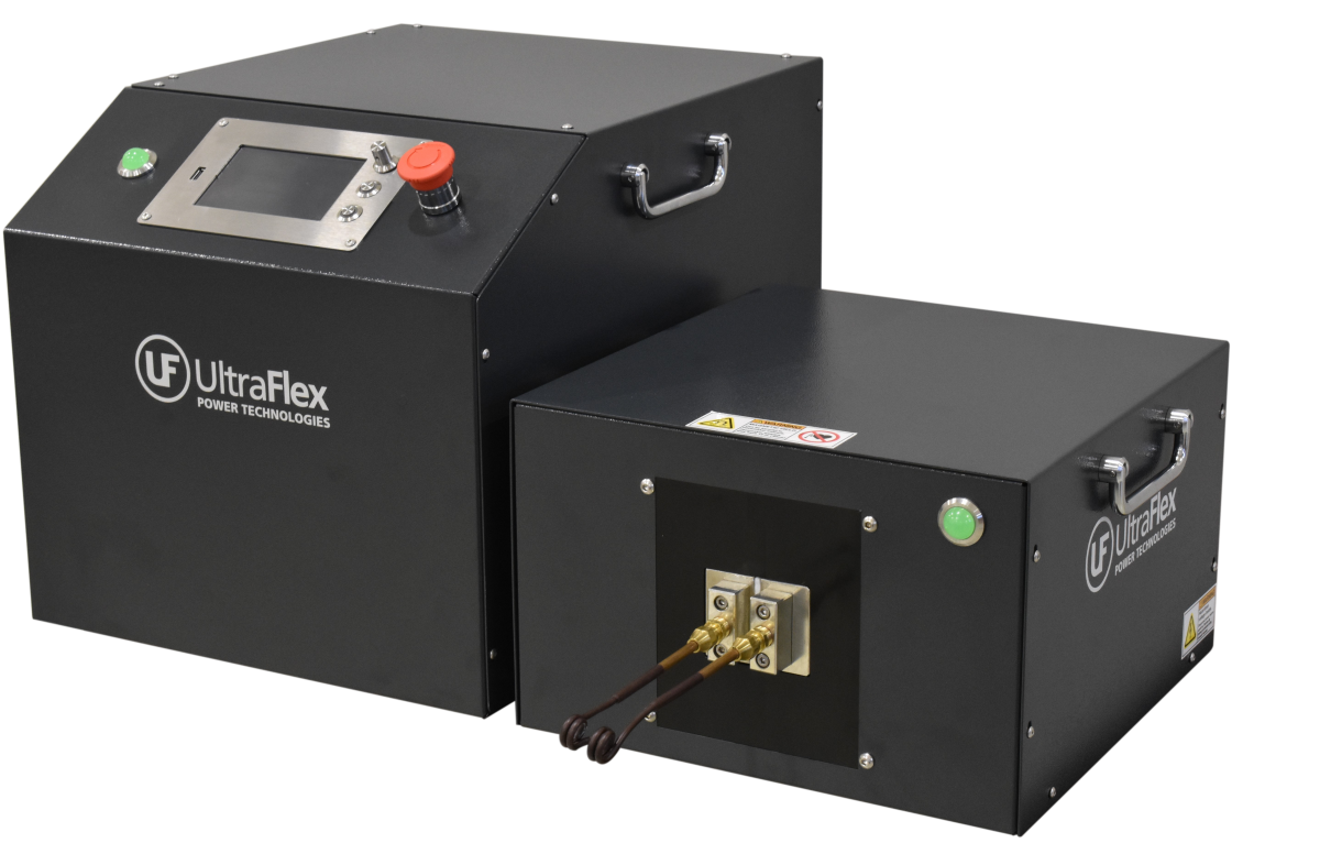 UltraFlex 15 kW Induction Heating System