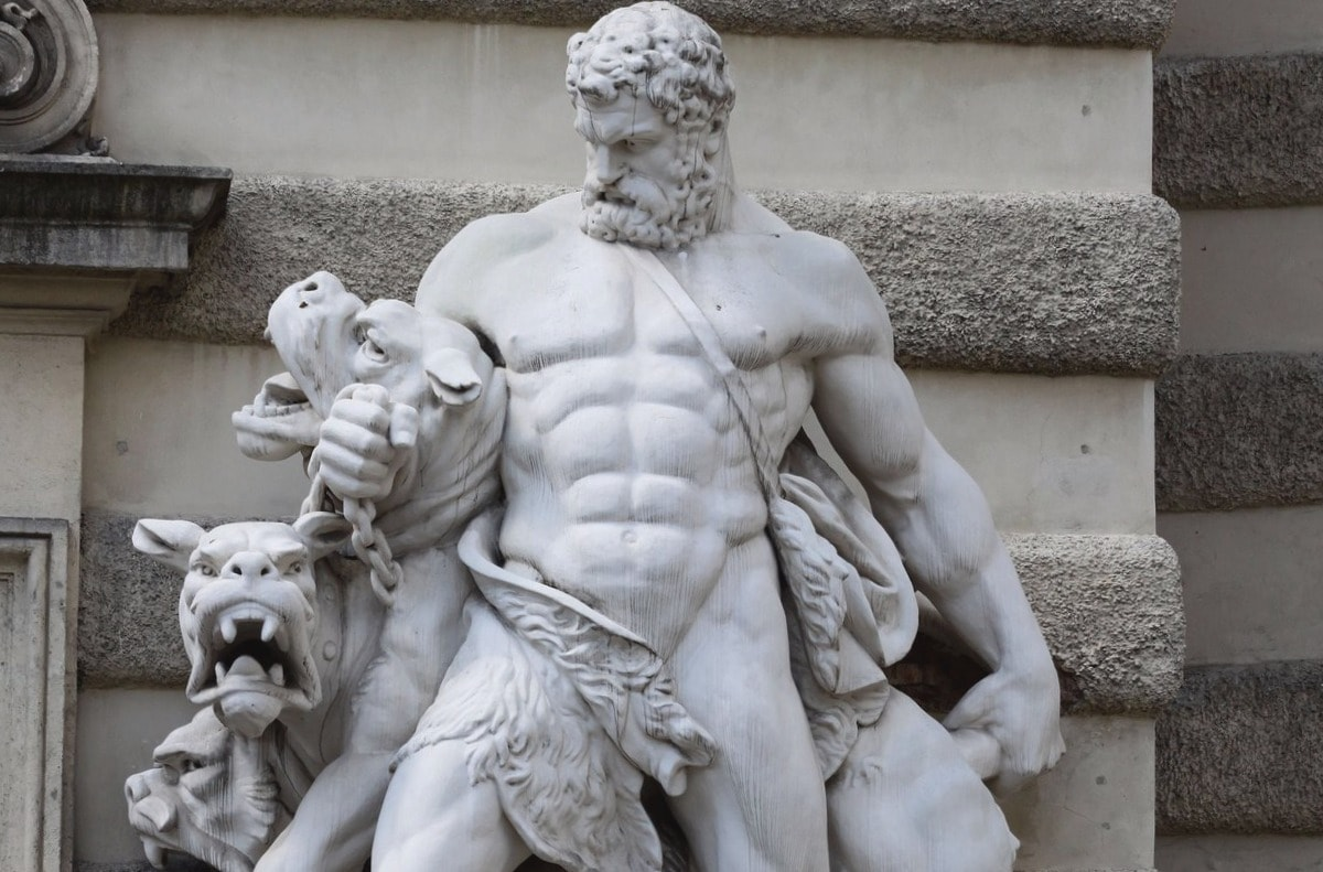 Il Segno dello Scorpione e la fatica di Ercole: la cattura di Cerbero
