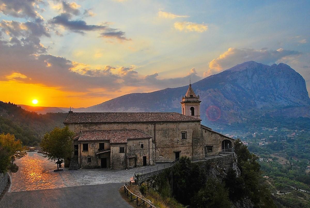 santuario Maria SS di Pietrasanta San Giovanni a piro