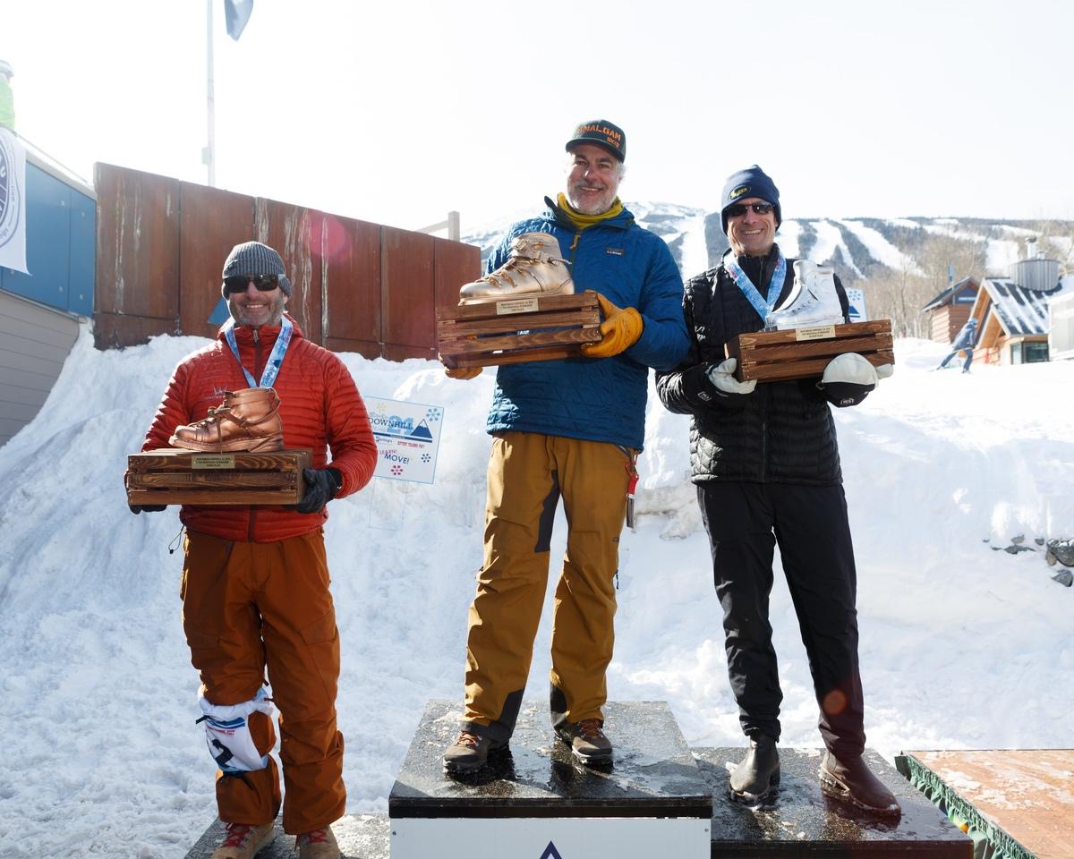 Jason Agren at Downhill 24 WinterKids Sponsor Feature