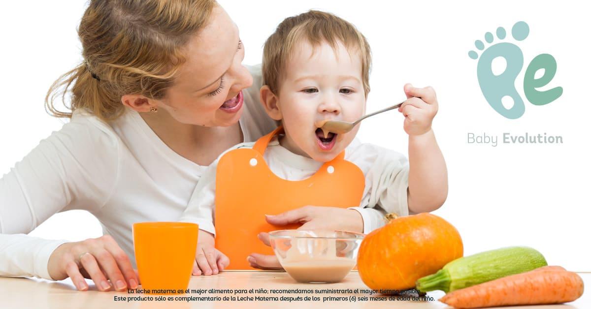 6 recomendaciones que te ayudarán a evitar el sobrepeso en tu bebé