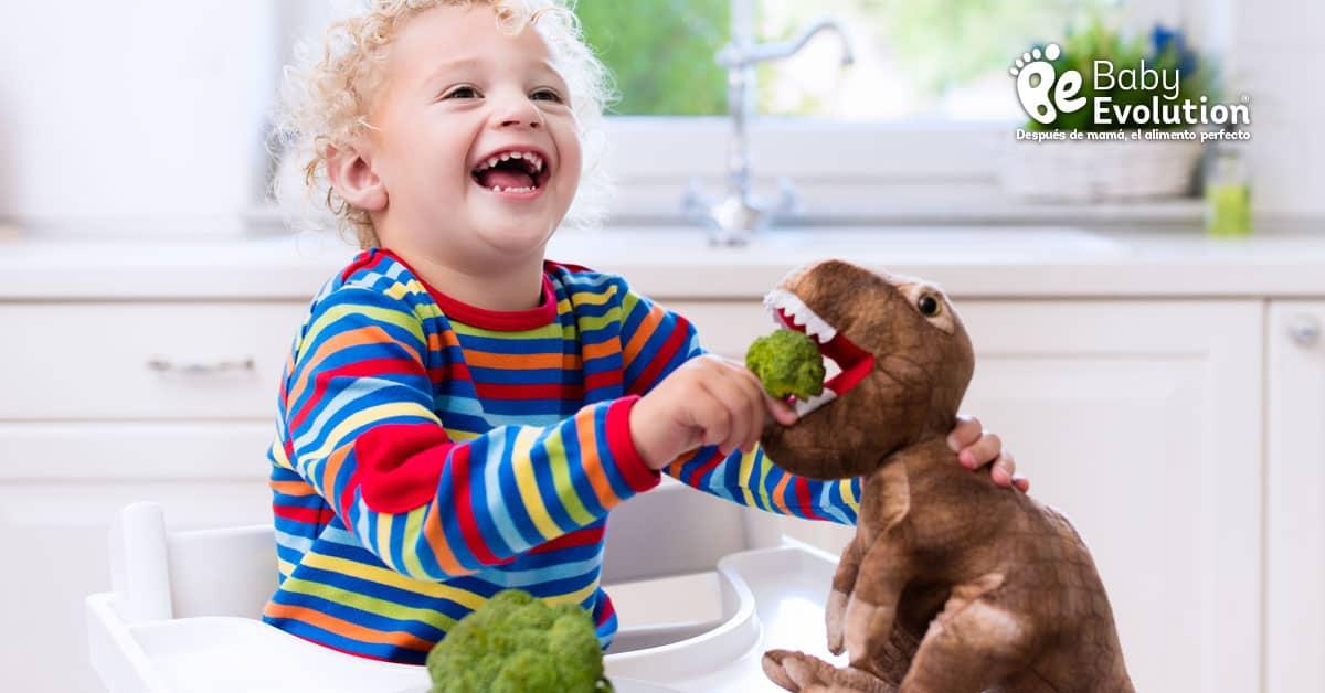 Guía de la comida vegetariana para niños 2017 - Niños