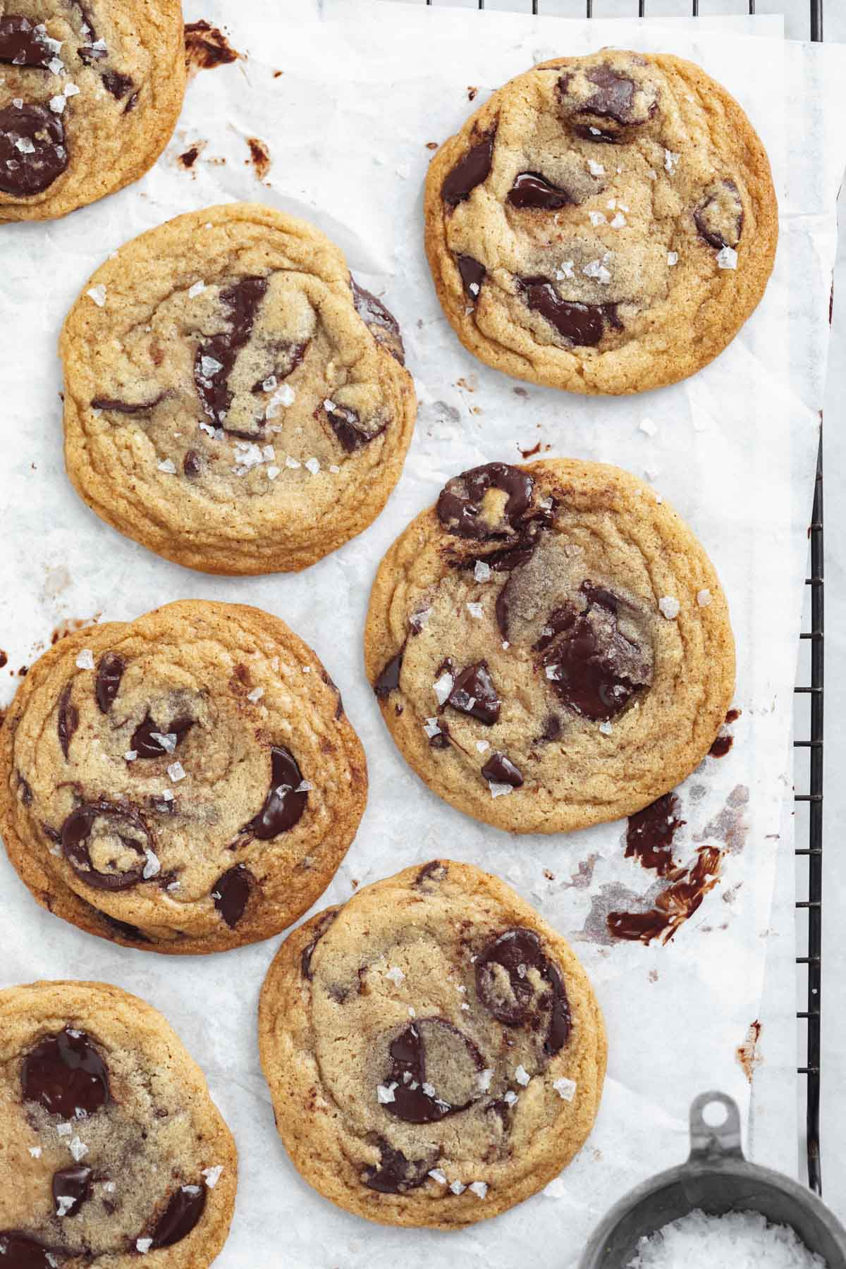 meilleure recette de cookies aux pépites de chocolat