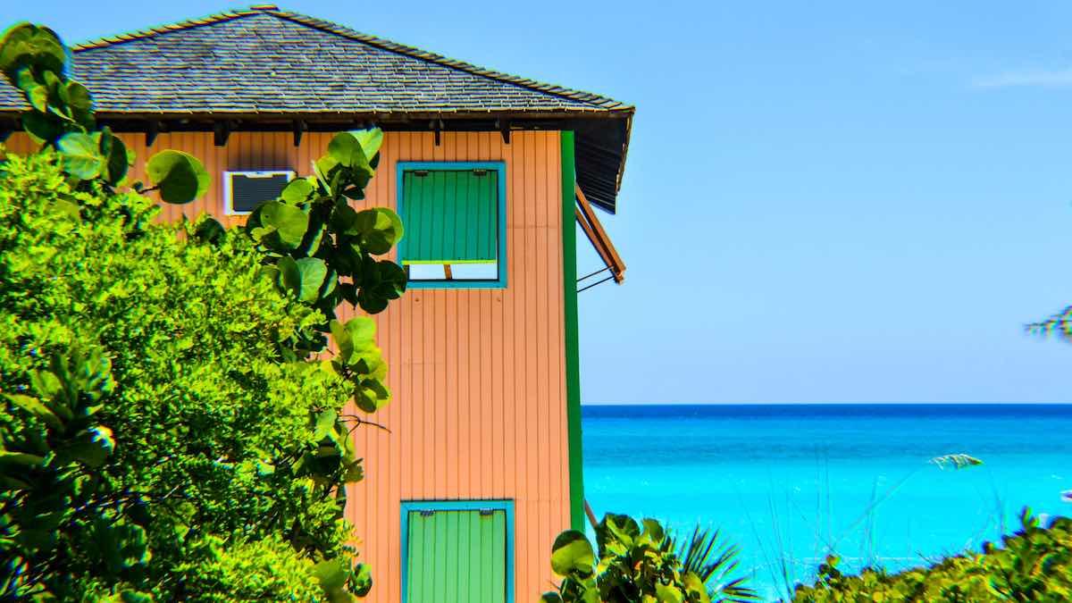 Partbnb Bahamas House