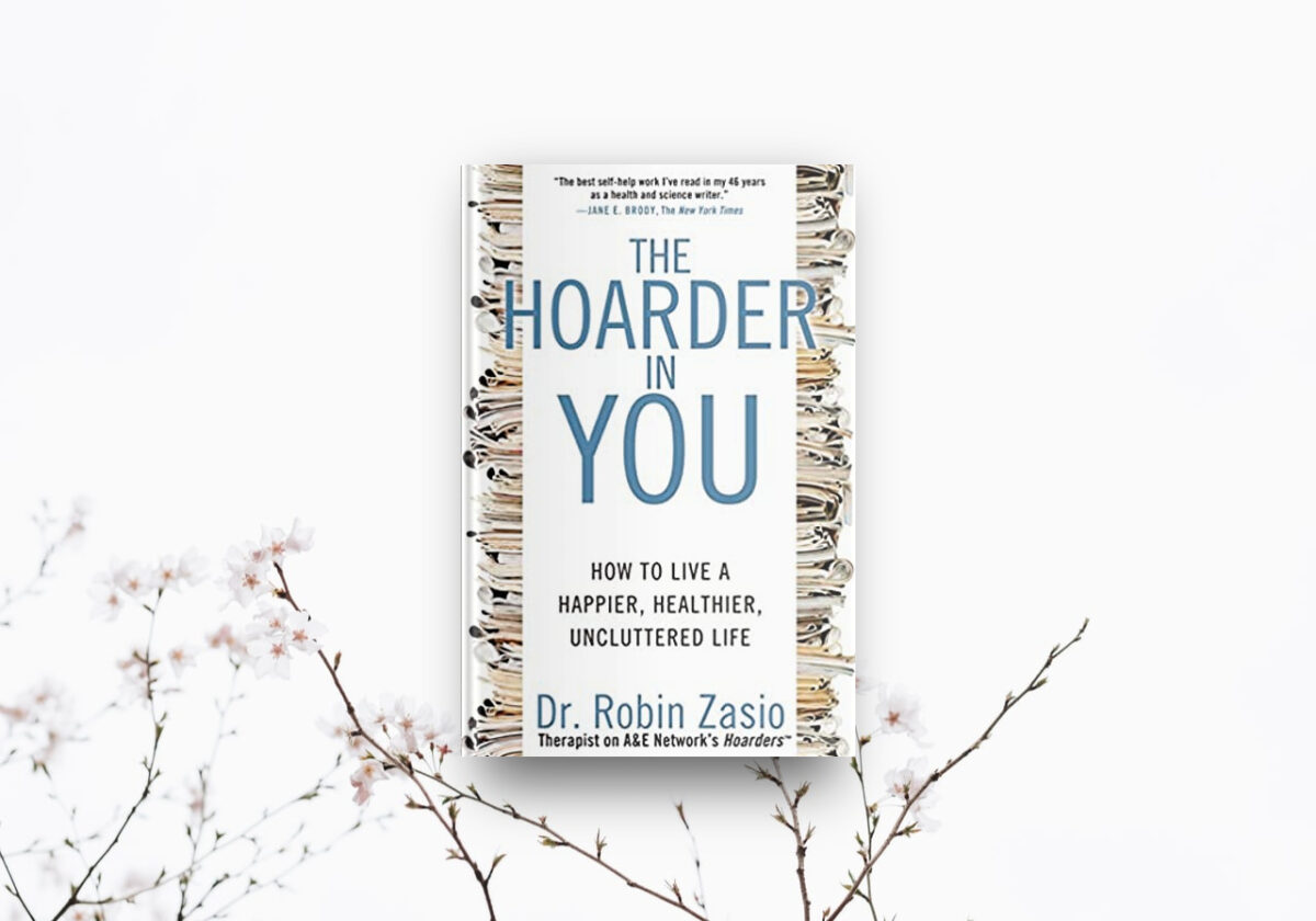Best decluttering book: The Hoarder in You