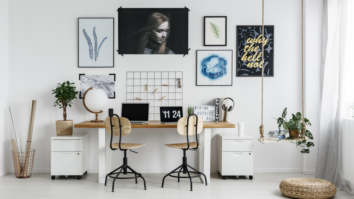 12 inspiring home office ideas for small spaces