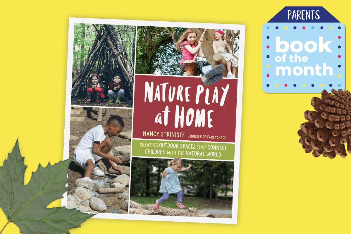 Parents Book of the Month Nature Play at Home