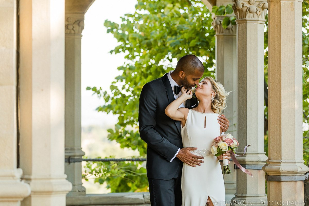Bride and groom photo shoot in Italy