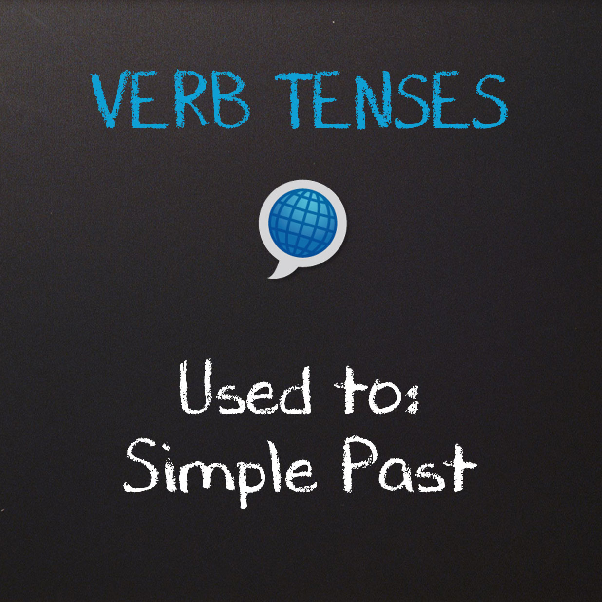 Used To: Simple Past