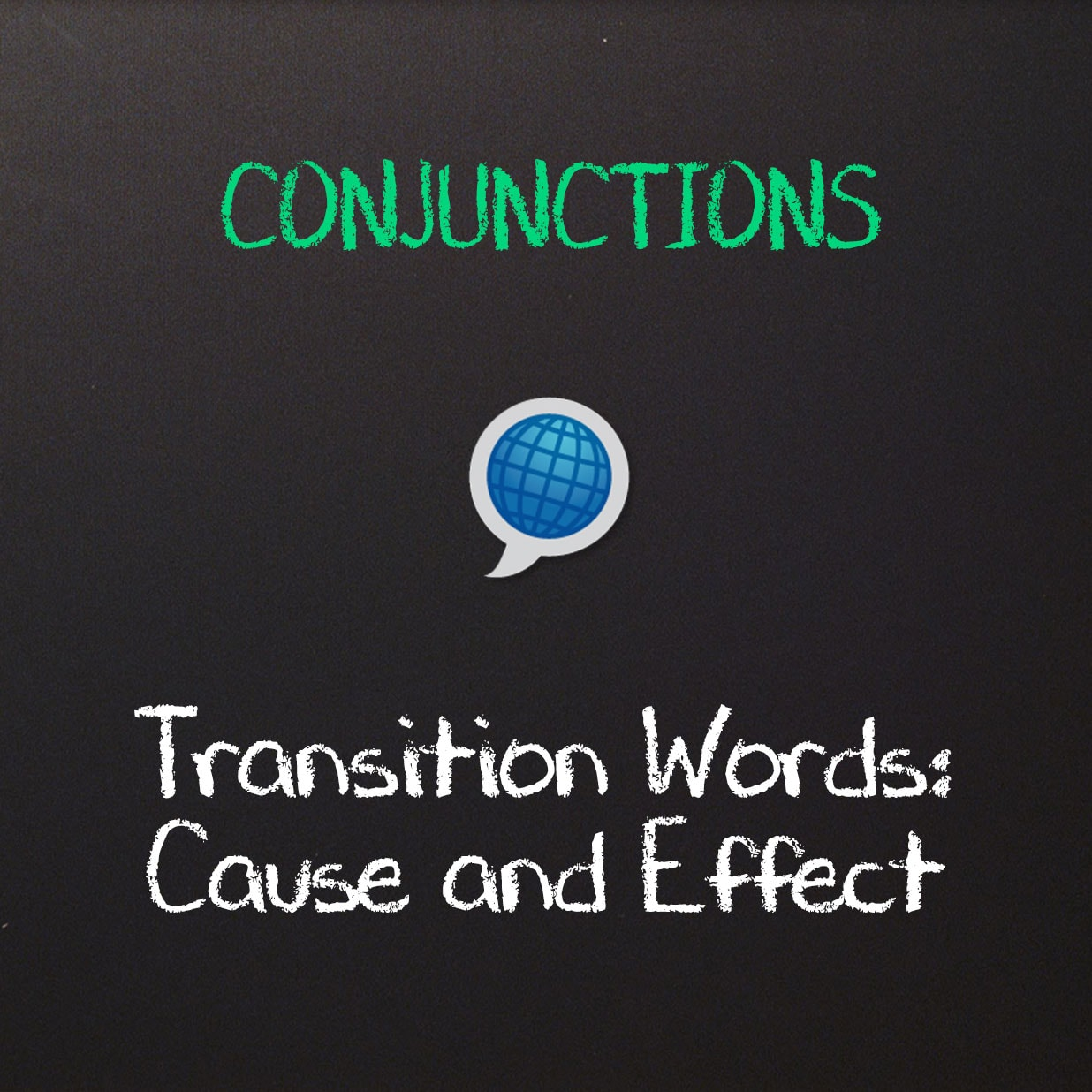 Transition Words Cause & Effect