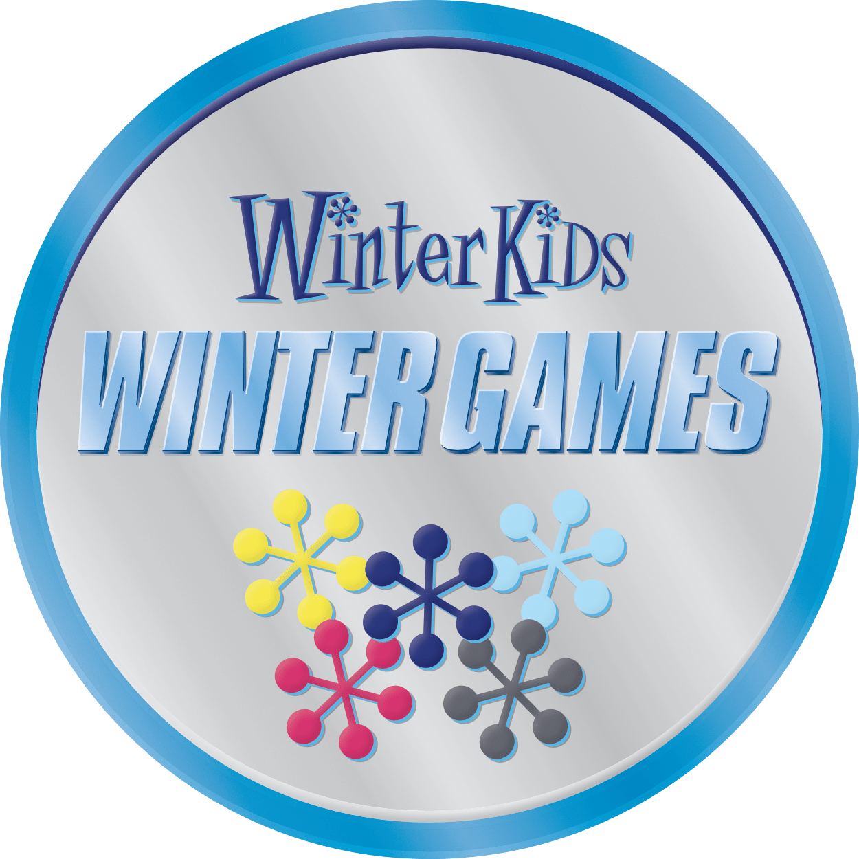 WinterKids Winter Games 2020 Logo