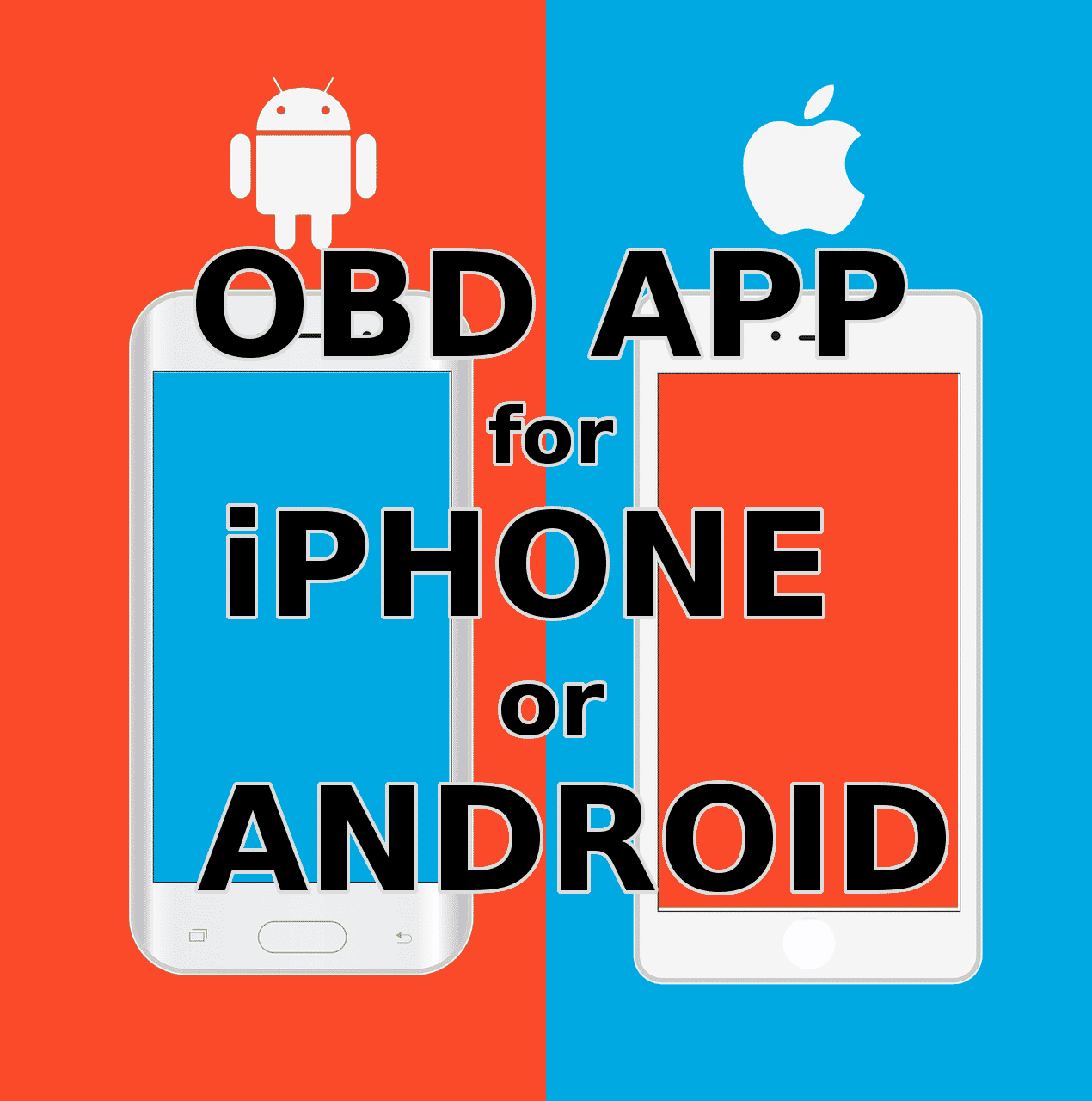 OBD2 App Android iPhone
