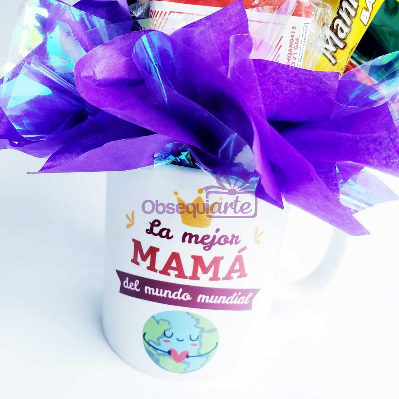 El Regalo Taza Mamá sorprenderá a la reina de la familia, porque ella lo merece.