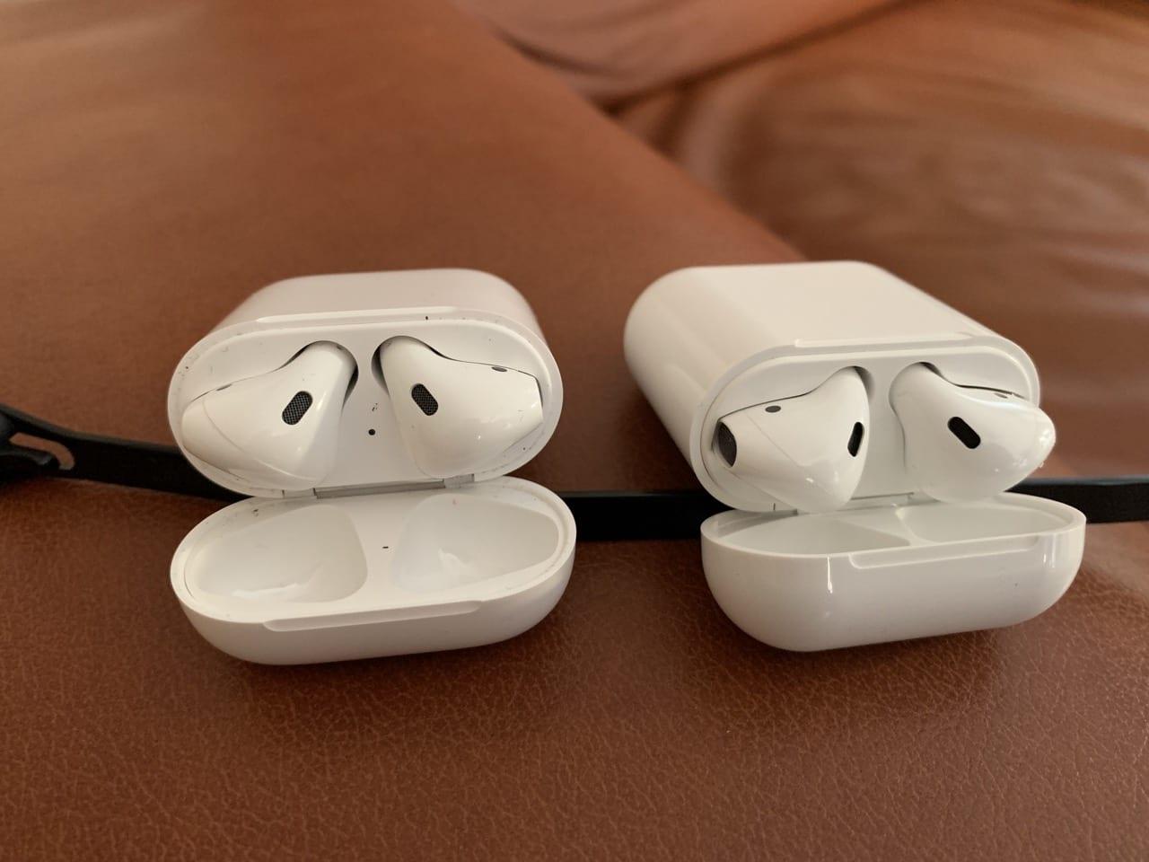 Airpods Fake Klone sehen sehr echt aus