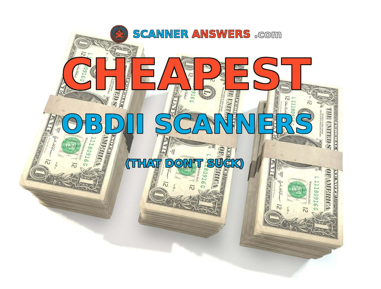 Cheapest OBD2 Scanners that You Can Buy