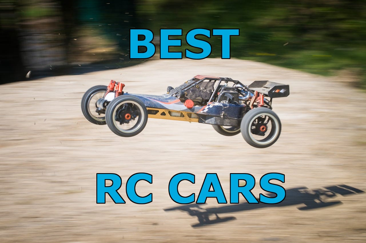 best Hobby RC Cars for kids and adults