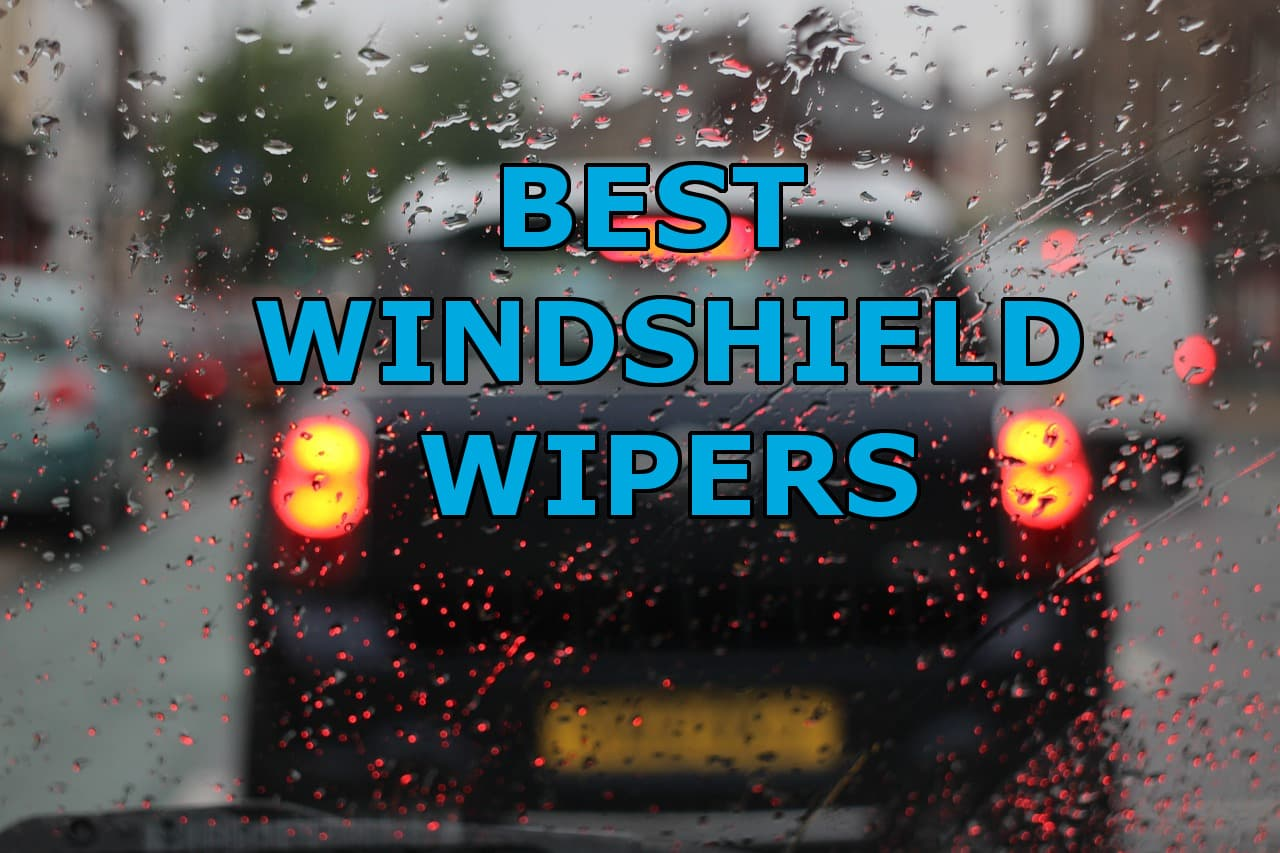 best windshield wiper blades 2017