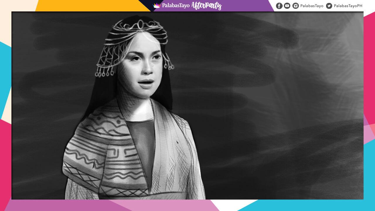 Cedrhick Fajardo Filipined Lea Salonga characters