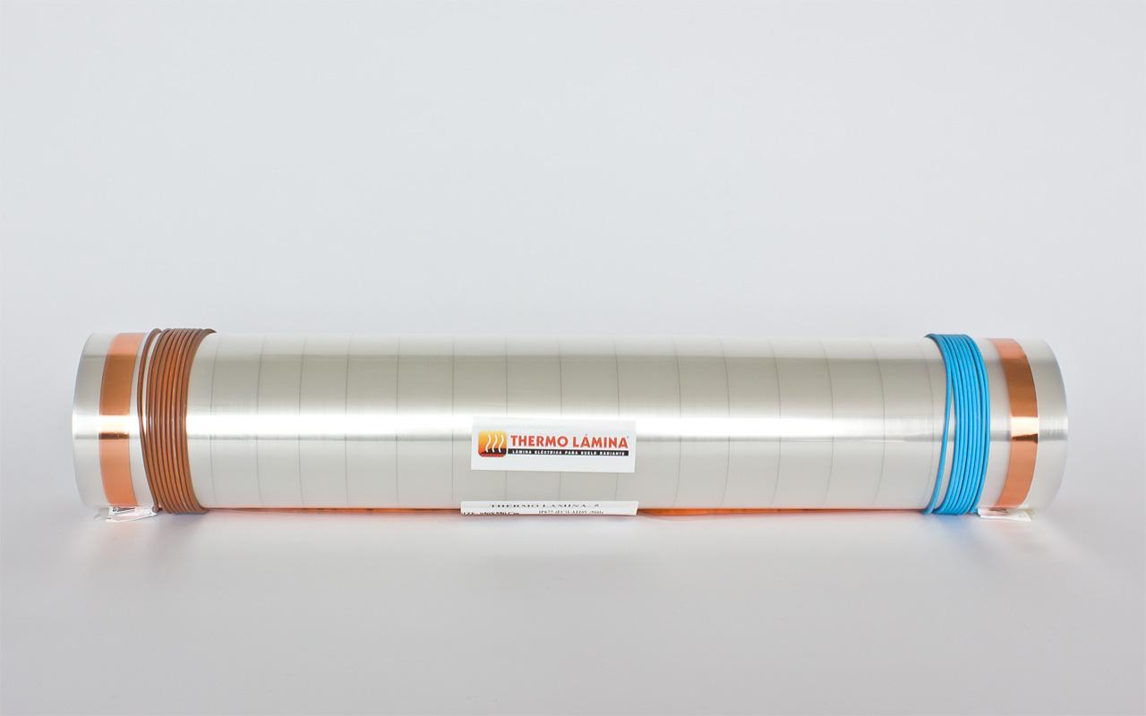 Rol elektrische vloerverwarming Thermo Lámina