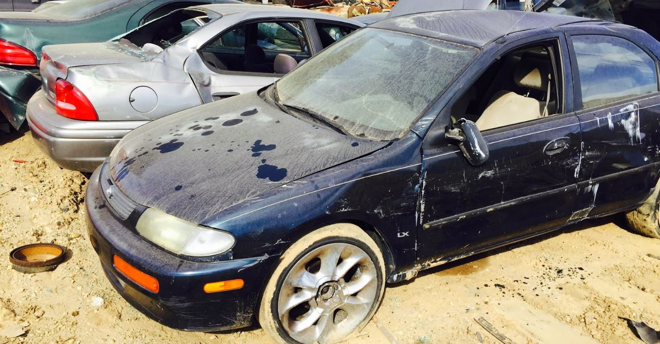 salvage cars buying issues