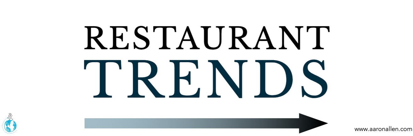 restaurant and food trends