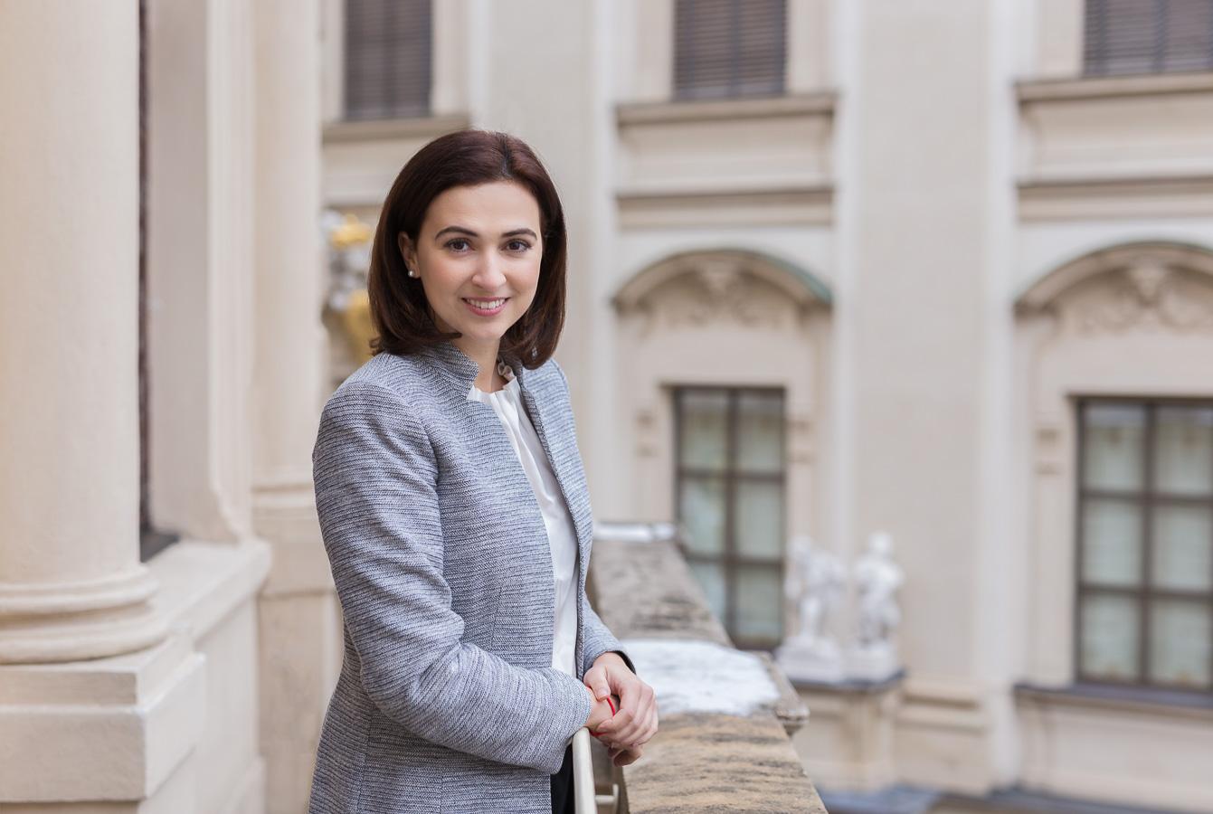 """Alma Zadic """"Die Grünen"""" Armin Muratovic"""