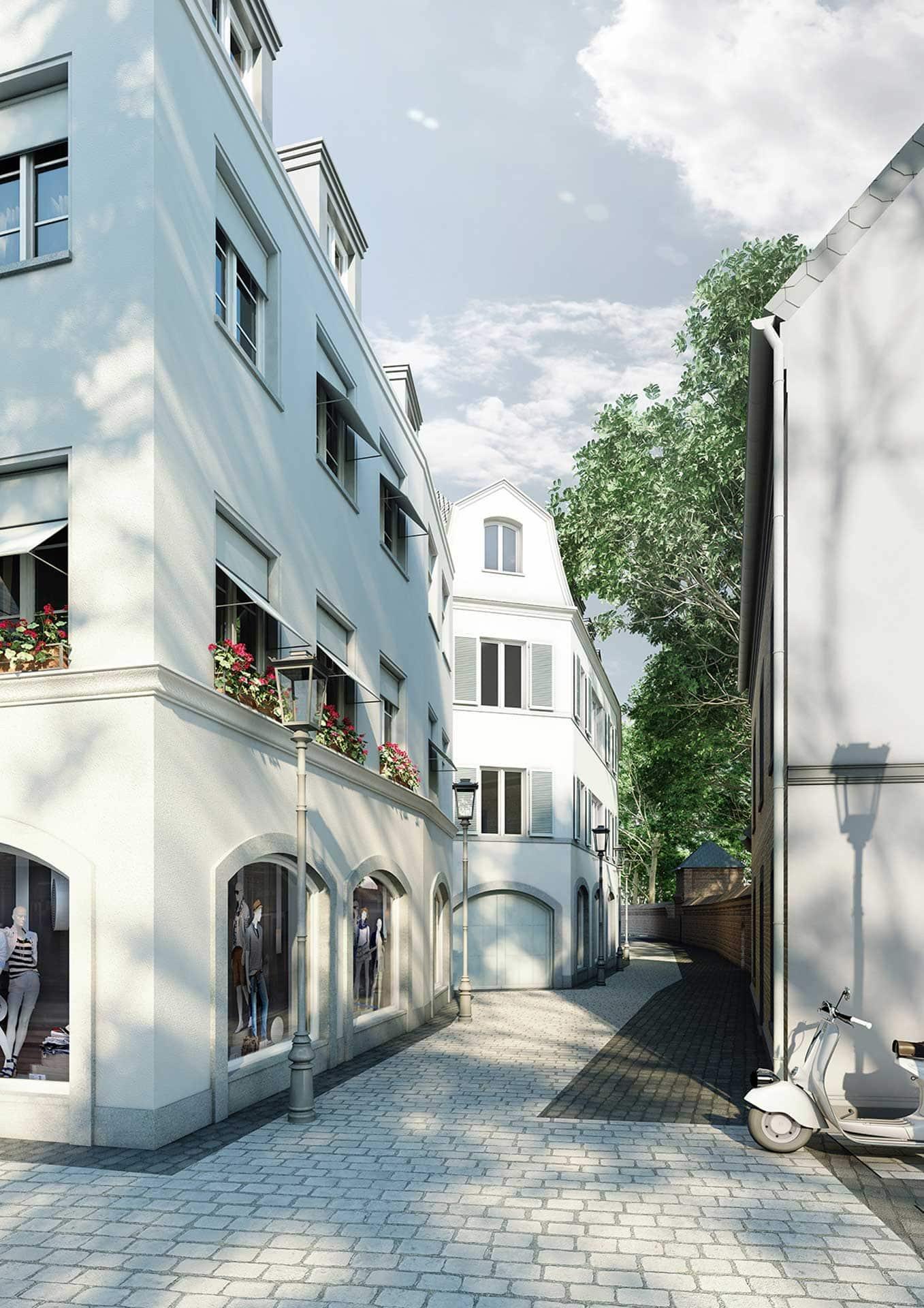 Kempen-Altstadt-Peterstrasse-Aussenansicht-Ecke