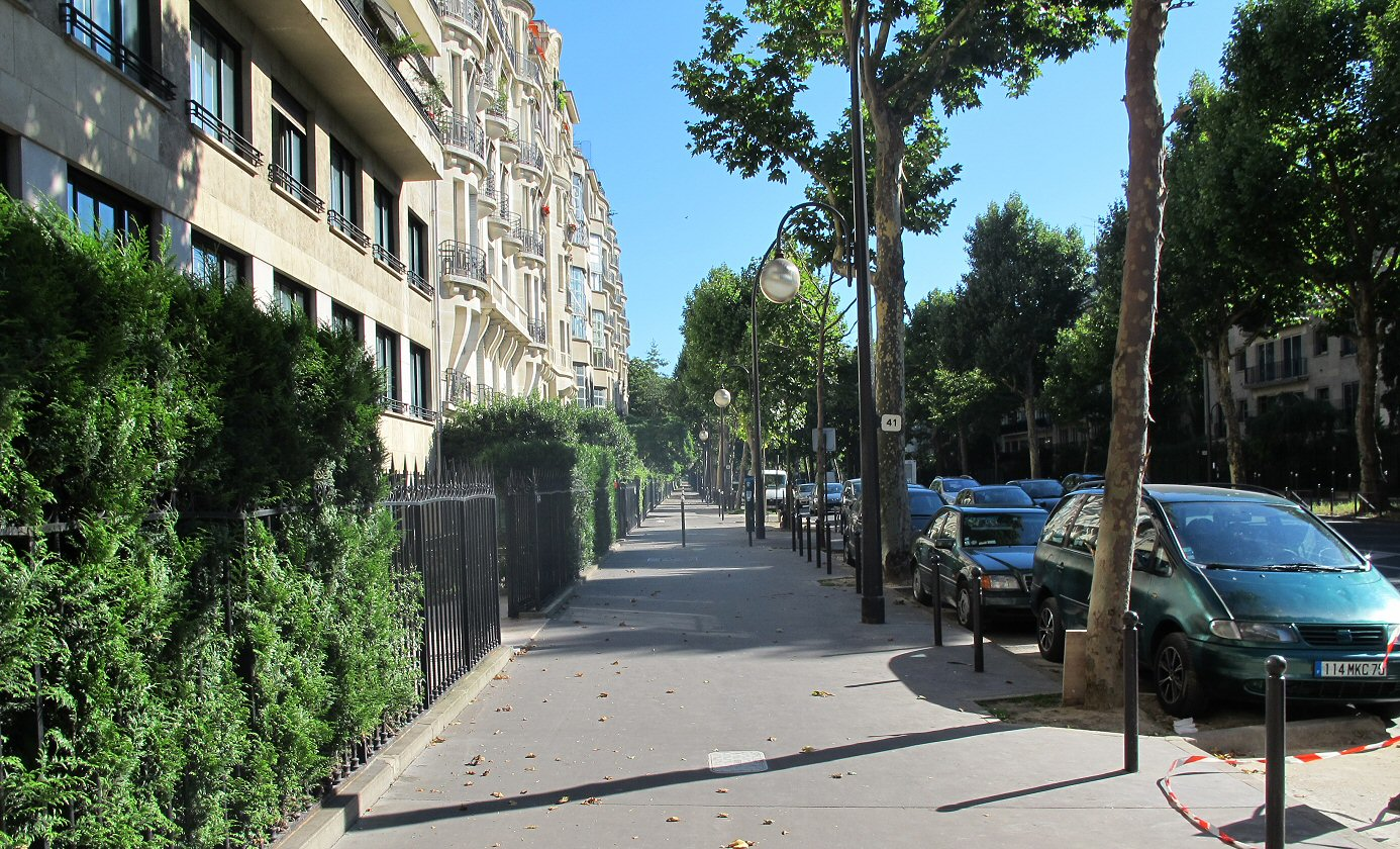 Paris 75016 Bois de Boulogne | Diagnostic des ondes par Demain Conseils