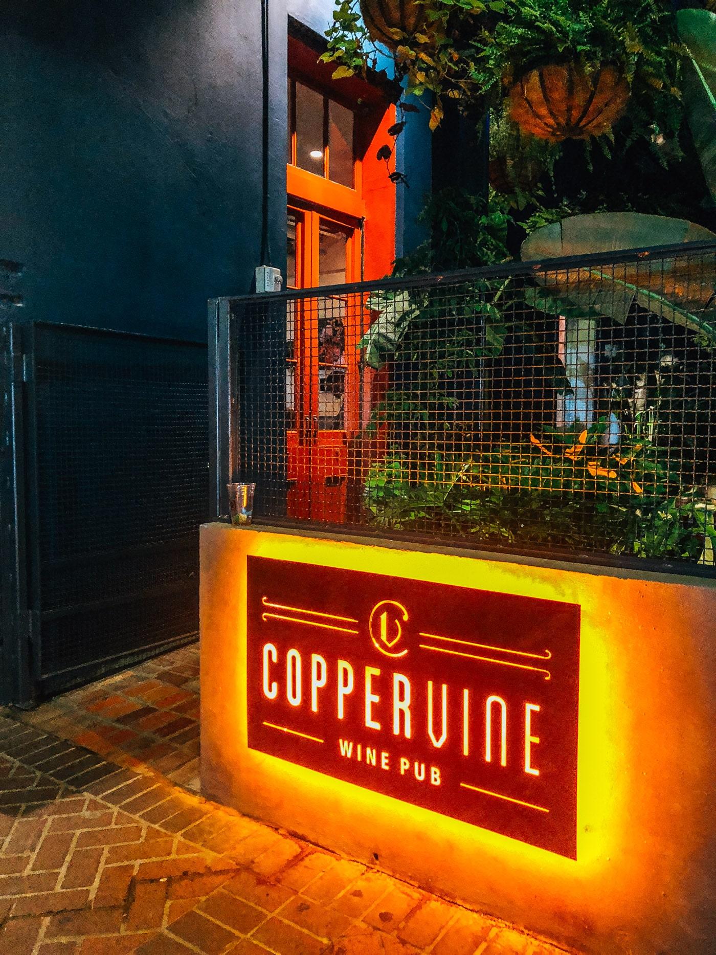 New Orleans CooperVine