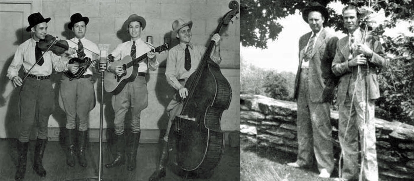 The Big Bang Theory of Bluegrass