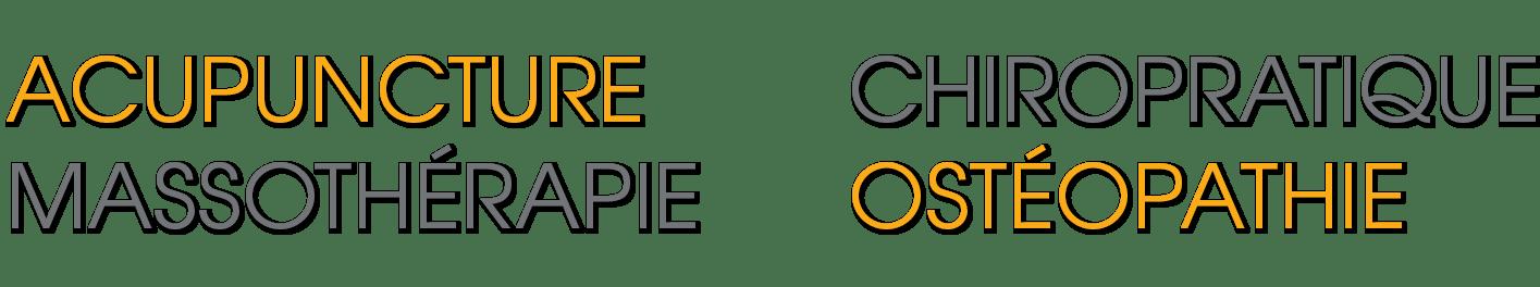Pratique présente à la Clinique Corps-Plus